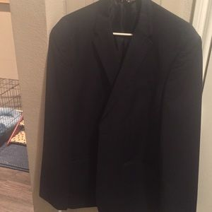 New Perry Ellis CLASSIC FIT TWO BUTTON SUIT JACKET